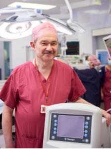 جراحی سرطان ریه با استفاده از پلاسماجت